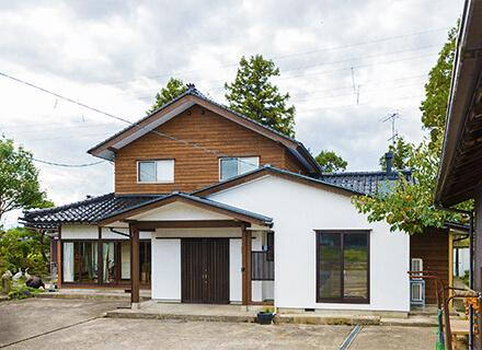 太郎丸の家
